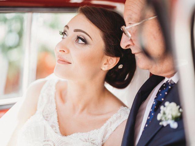 Il matrimonio di Nicola e Adriana a Campoli del Monte Taburno, Benevento 8