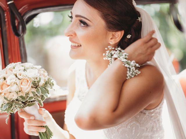 Il matrimonio di Nicola e Adriana a Campoli del Monte Taburno, Benevento 10