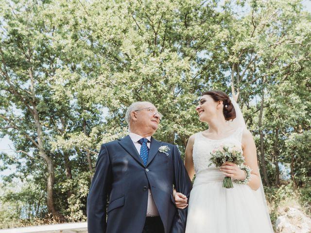 Il matrimonio di Nicola e Adriana a Campoli del Monte Taburno, Benevento 11