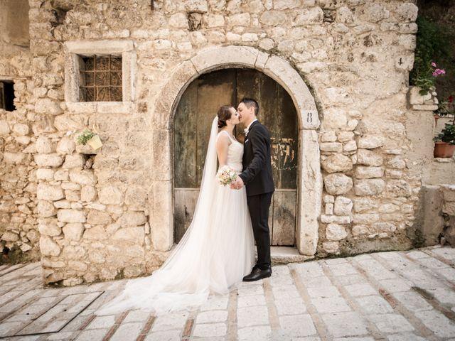 Il matrimonio di Nicola e Adriana a Campoli del Monte Taburno, Benevento 28