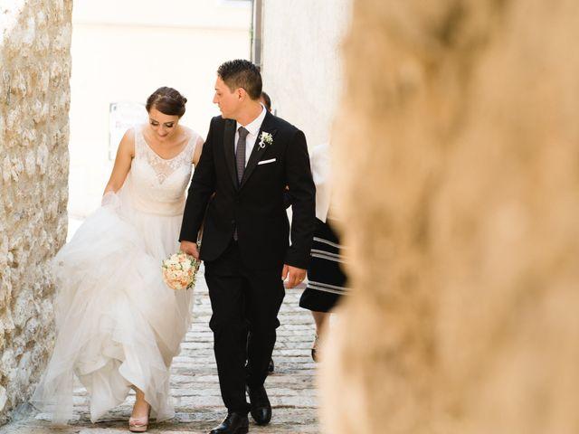 Il matrimonio di Nicola e Adriana a Campoli del Monte Taburno, Benevento 29
