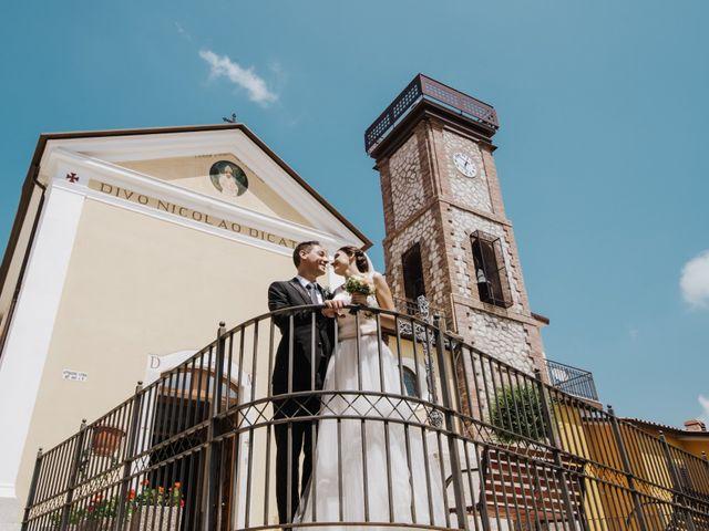 Il matrimonio di Nicola e Adriana a Campoli del Monte Taburno, Benevento 30
