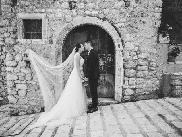 Il matrimonio di Nicola e Adriana a Campoli del Monte Taburno, Benevento 31