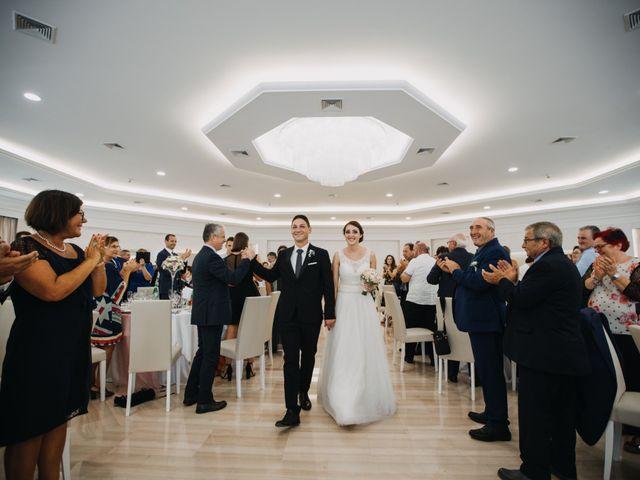 Il matrimonio di Nicola e Adriana a Campoli del Monte Taburno, Benevento 33