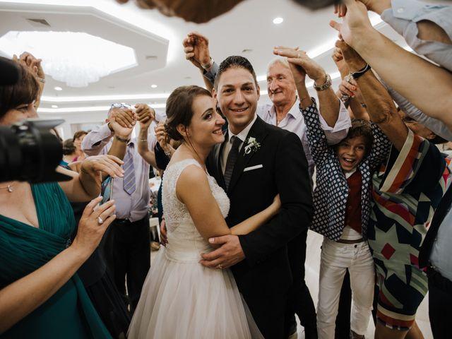 Il matrimonio di Nicola e Adriana a Campoli del Monte Taburno, Benevento 37