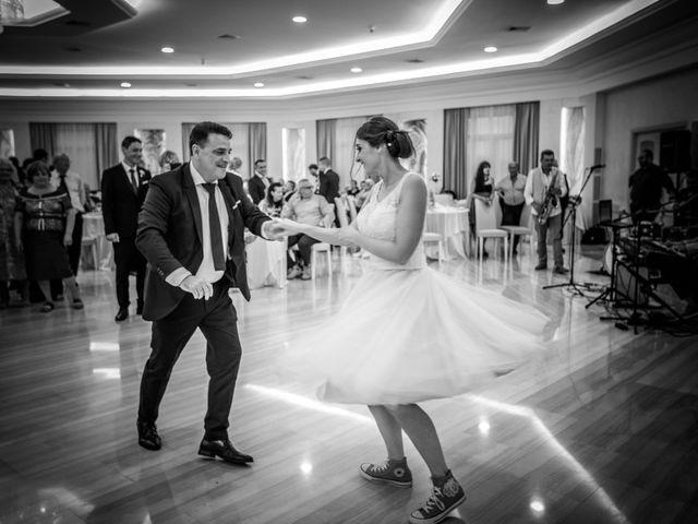 Il matrimonio di Nicola e Adriana a Campoli del Monte Taburno, Benevento 42