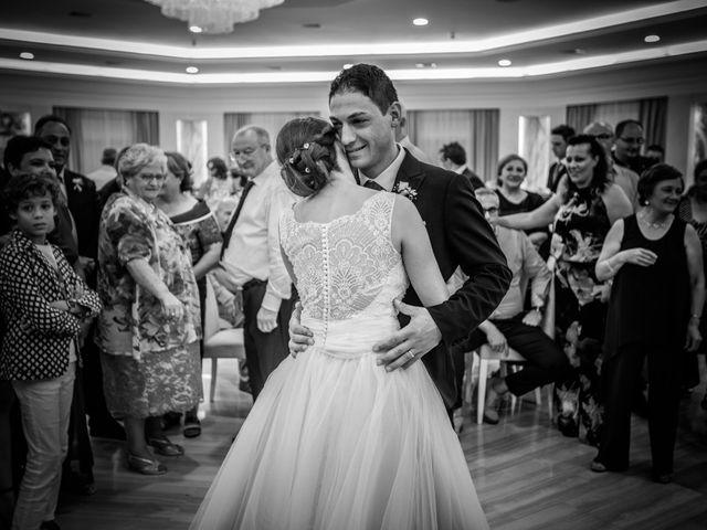 Il matrimonio di Nicola e Adriana a Campoli del Monte Taburno, Benevento 43