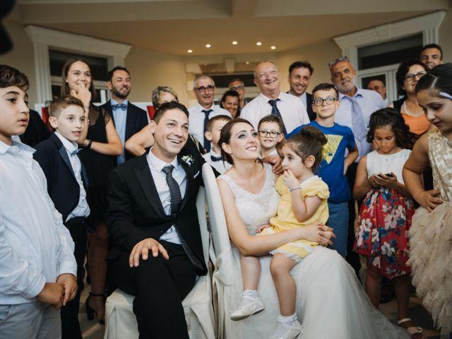 Il matrimonio di Nicola e Adriana a Campoli del Monte Taburno, Benevento 45