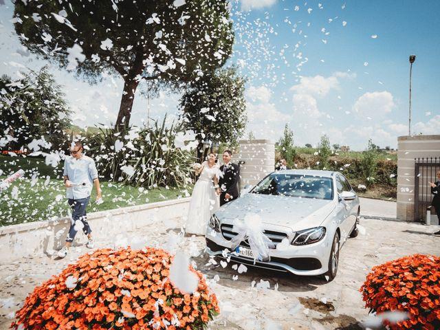 Il matrimonio di Nicola e Adriana a Campoli del Monte Taburno, Benevento 47