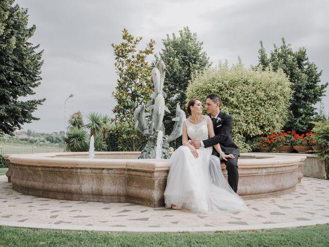 Il matrimonio di Nicola e Adriana a Campoli del Monte Taburno, Benevento 53