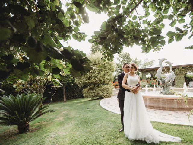 Il matrimonio di Nicola e Adriana a Campoli del Monte Taburno, Benevento 54