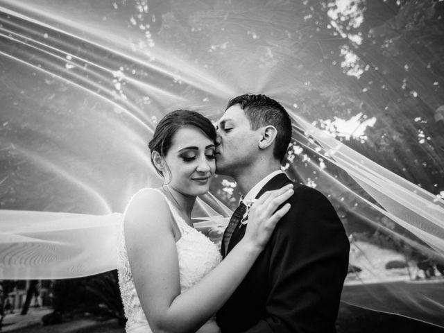 Il matrimonio di Nicola e Adriana a Campoli del Monte Taburno, Benevento 56