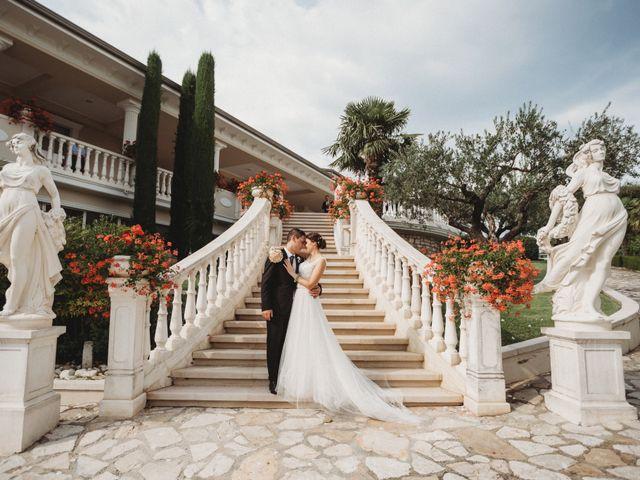 Il matrimonio di Nicola e Adriana a Campoli del Monte Taburno, Benevento 60