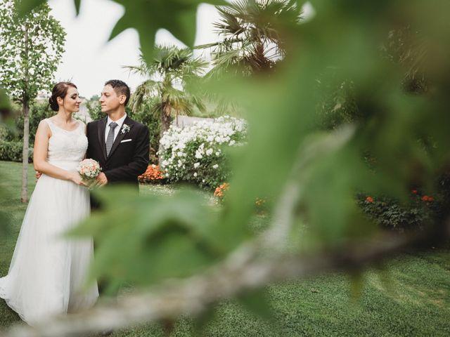 Il matrimonio di Nicola e Adriana a Campoli del Monte Taburno, Benevento 61