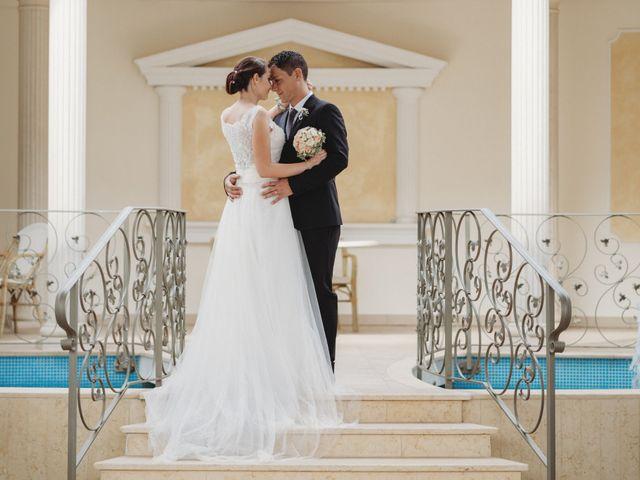 Il matrimonio di Nicola e Adriana a Campoli del Monte Taburno, Benevento 63