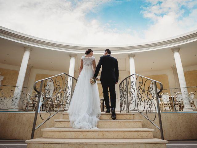 Il matrimonio di Nicola e Adriana a Campoli del Monte Taburno, Benevento 65