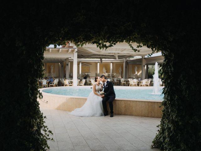 Il matrimonio di Nicola e Adriana a Campoli del Monte Taburno, Benevento 69