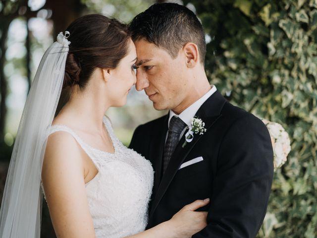Il matrimonio di Nicola e Adriana a Campoli del Monte Taburno, Benevento 70