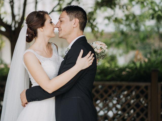 Il matrimonio di Nicola e Adriana a Campoli del Monte Taburno, Benevento 72