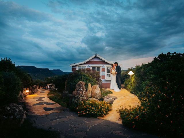 le nozze di Delia e Luca