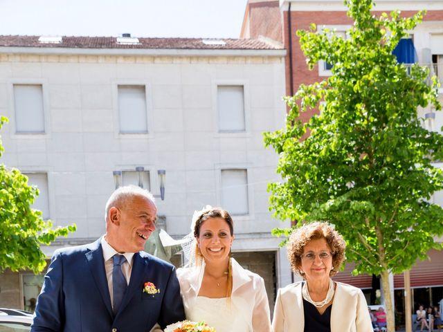Il matrimonio di Francesco e Michela a Argenta, Ferrara 13