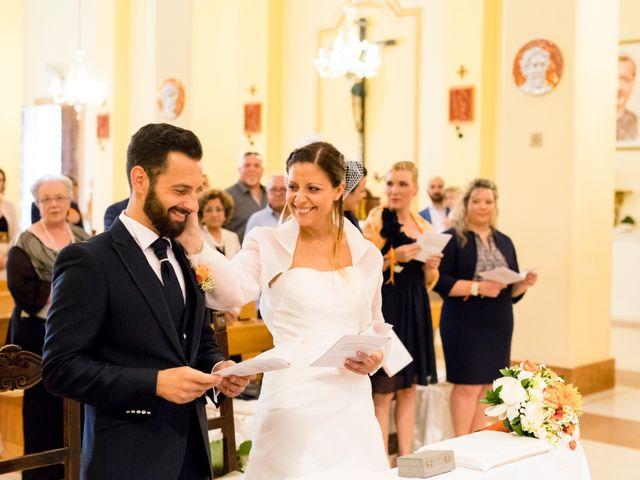 Il matrimonio di Francesco e Michela a Argenta, Ferrara 14