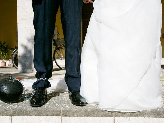 Il matrimonio di Francesco e Michela a Argenta, Ferrara 15