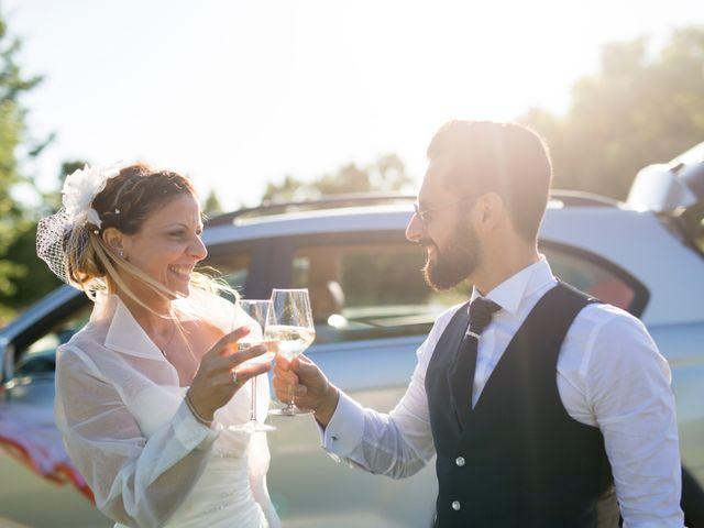Il matrimonio di Francesco e Michela a Argenta, Ferrara 17