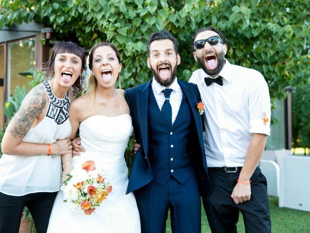 Il matrimonio di Francesco e Michela a Argenta, Ferrara 22