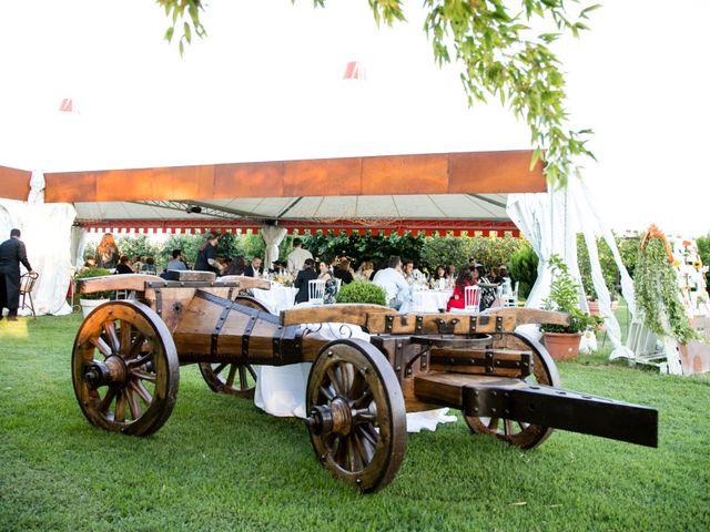 Il matrimonio di Francesco e Michela a Argenta, Ferrara 23