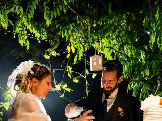 Il matrimonio di Francesco e Michela a Argenta, Ferrara 33