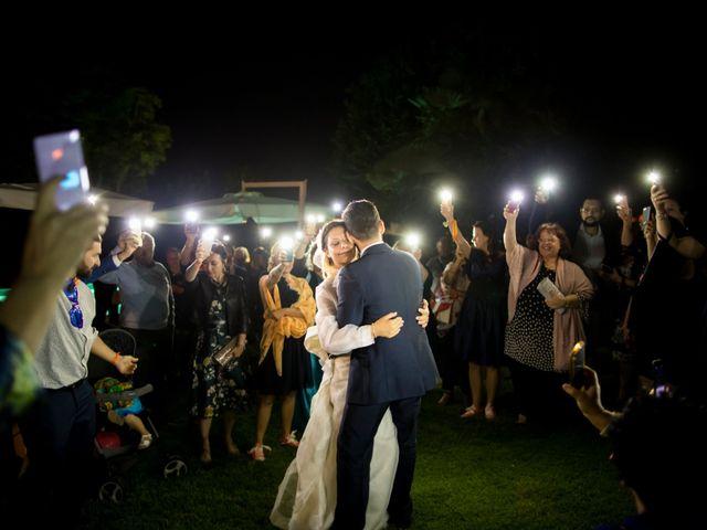 Il matrimonio di Francesco e Michela a Argenta, Ferrara 34
