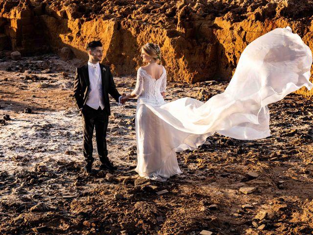 Le nozze di Francesca e Ludovico
