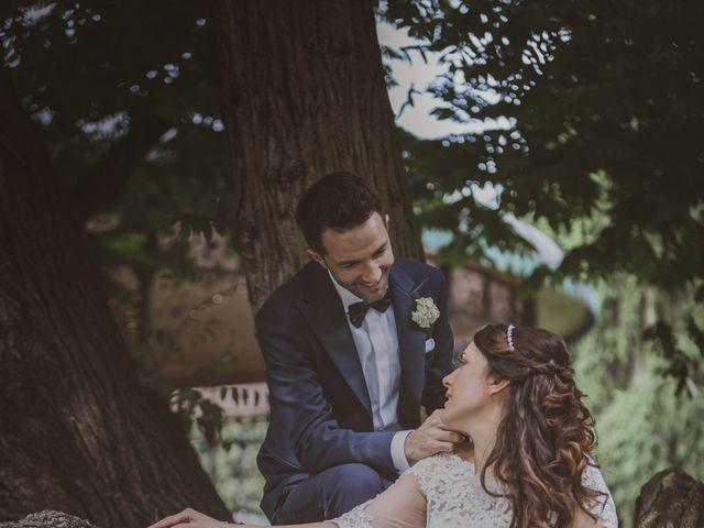 Il matrimonio di Marco e Rossana a Lesmo, Monza e Brianza 1