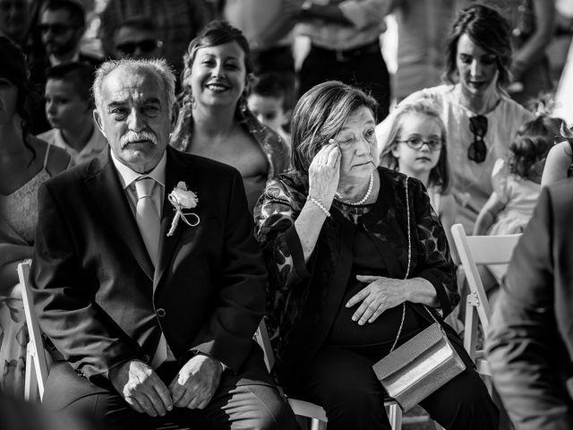 Il matrimonio di Michelangelo e Laura a Fortunago, Pavia 10