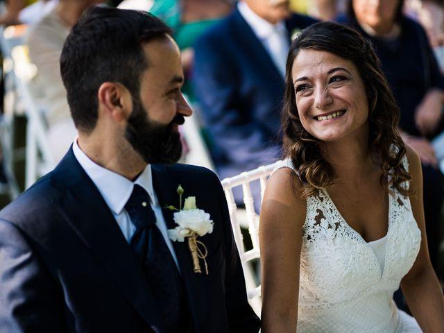 Il matrimonio di Michelangelo e Laura a Fortunago, Pavia 11