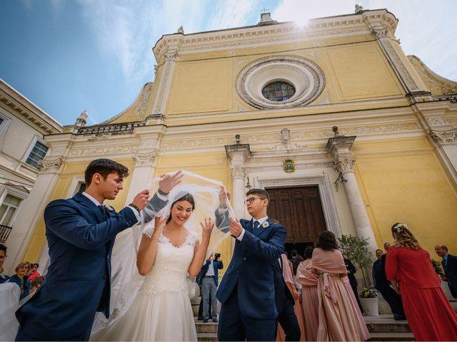 Il matrimonio di Ruben e Teresa a San Severo, Foggia 14