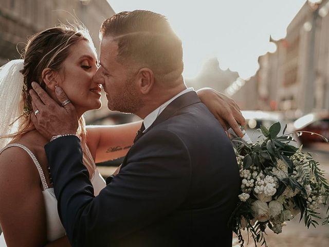 Le nozze di Alessandra  e Emiliano