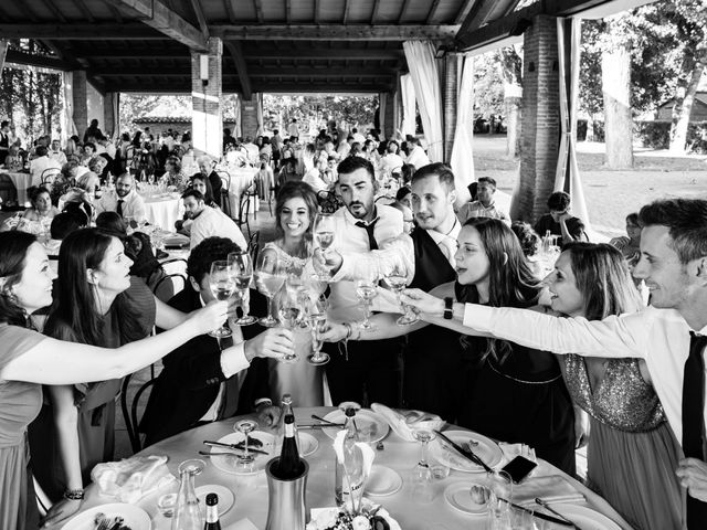 Il matrimonio di Paolo e Benedetta a Sorbolo, Parma 37