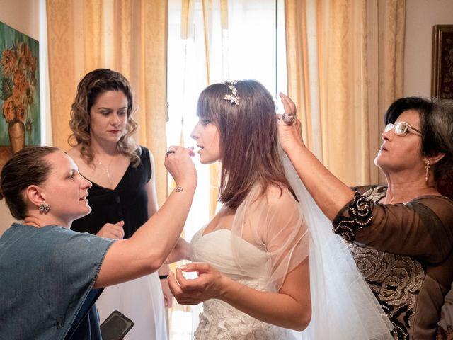 Il matrimonio di Fausto e Francesca a Celico, Cosenza 9