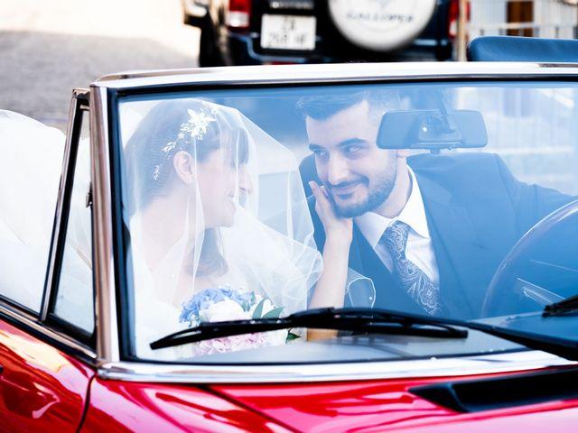 Il matrimonio di Fausto e Francesca a Celico, Cosenza 12