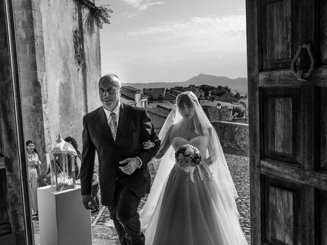Il matrimonio di Fausto e Francesca a Celico, Cosenza 13