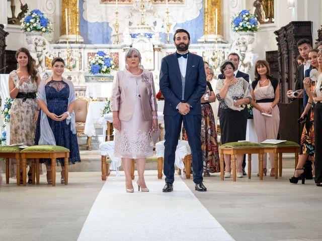 Il matrimonio di Fausto e Francesca a Celico, Cosenza 14