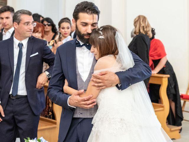 Il matrimonio di Fausto e Francesca a Celico, Cosenza 15