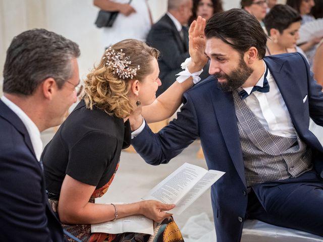 Il matrimonio di Fausto e Francesca a Celico, Cosenza 17