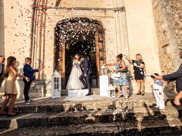 Il matrimonio di Fausto e Francesca a Celico, Cosenza 20
