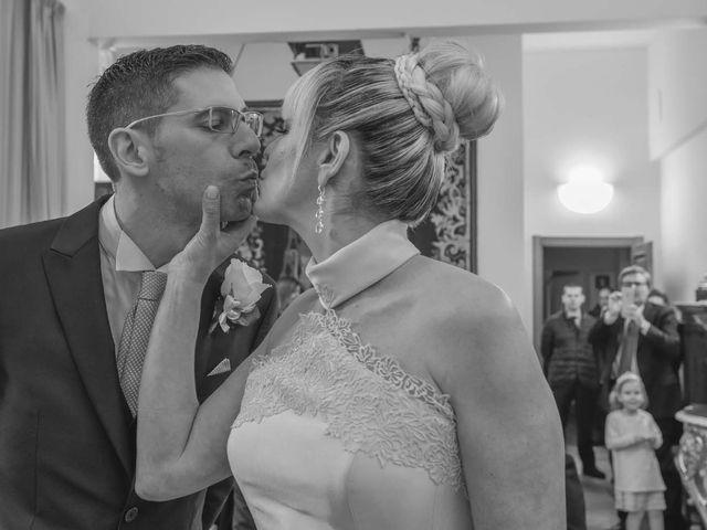 Il matrimonio di Tommaso e Rossana a Sestri Levante, Genova 22