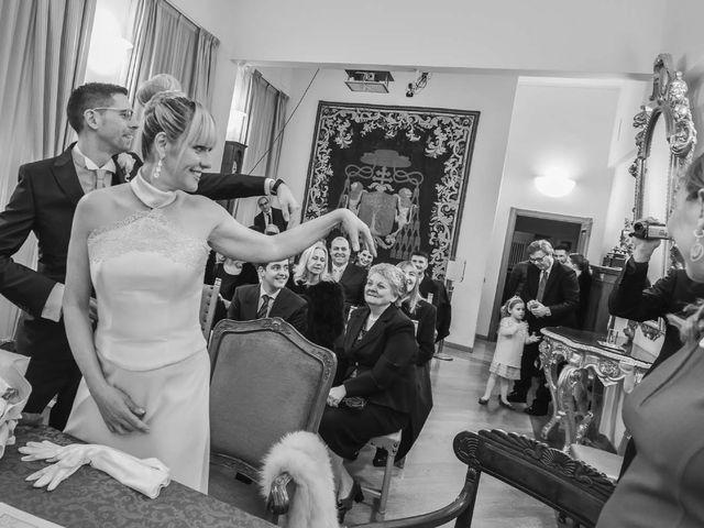 Il matrimonio di Tommaso e Rossana a Sestri Levante, Genova 23