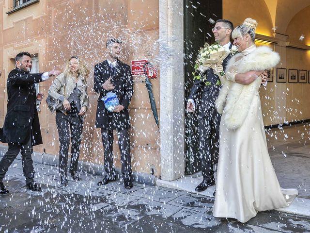 Il matrimonio di Tommaso e Rossana a Sestri Levante, Genova 24