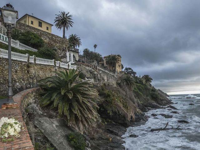 Il matrimonio di Tommaso e Rossana a Sestri Levante, Genova 29